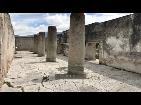 Ancient Megalithic Presence At Mitla In Oaxaca Mexico: Who Made This And When?