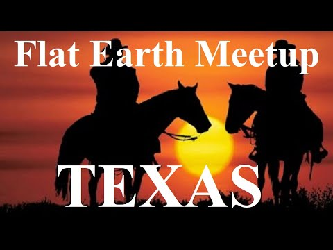 Flat Earth Fiesta meetup Texas April 23, 24, 25 ✅