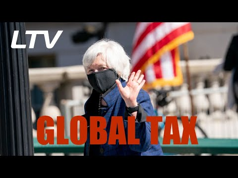 Crypto Hits $2T, Yellen Proposes Global Tax