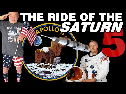 The Smooth and Shaky Trip on the Saturn 5 Rocket