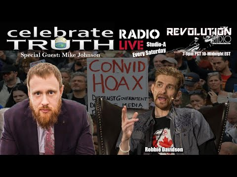 CON-VID CONSPIRACY with Mike Johnson   CT Radio Ep. 107