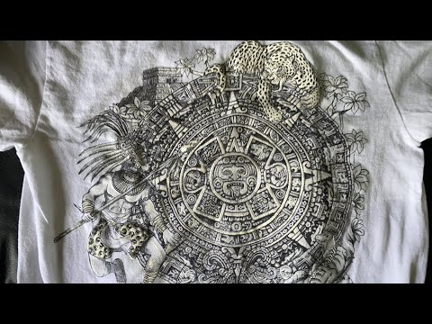 26th of May, Aztec beginning of the 6th sun