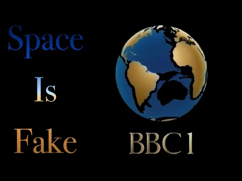 Trouble At The BBC – Space Is Fake!