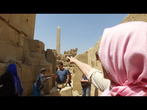 Amazing Acoustics And Other Anomalies At Ancient Karnak In Egypt