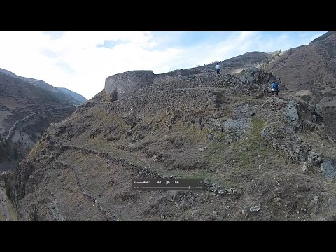More Quadcopter Explorations Of Ancient Places In Peru And Bolivia