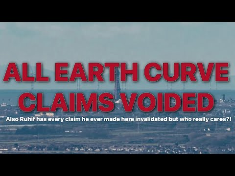 """BREAKING: ALL """"Earth Curve"""" Claims VOIDED #ThanksCatz Roofy In Deep Trouble 👿"""