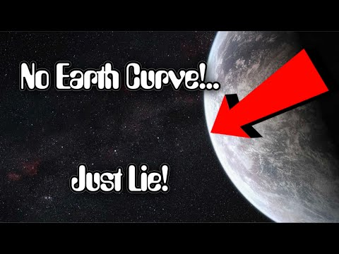 Globe Belief…. If You don't Have Earth Curve Just Lie – PANIC MODE