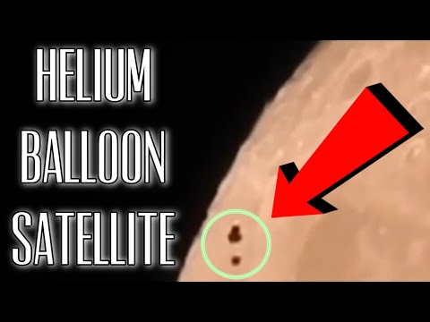 Helium Balloon Satellite 🛰