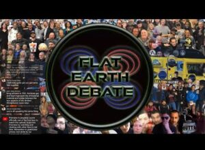 Flat Earth Debate 1406 Uncut & After Show