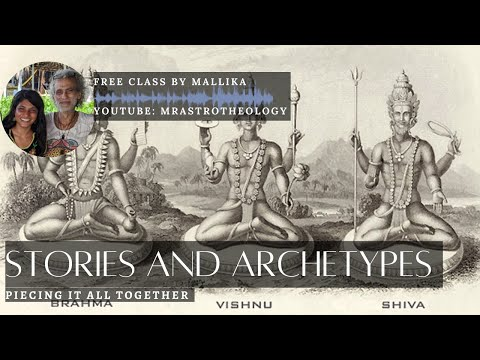 WISDOM Hour with Mallika, EP EIGHT: Stories and Archetypes | Piecing it all together