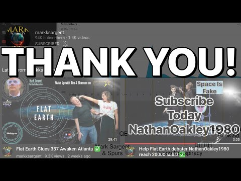 Thank You Very Much For The Shout Outs Links Below