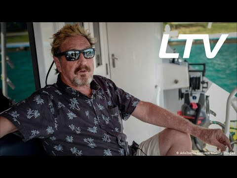 Was John McAfee Suicided?