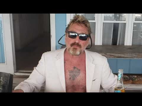 John McAfee Found Dead In Spanish Prison Cell Just Hours After Court Approves Extradition to US