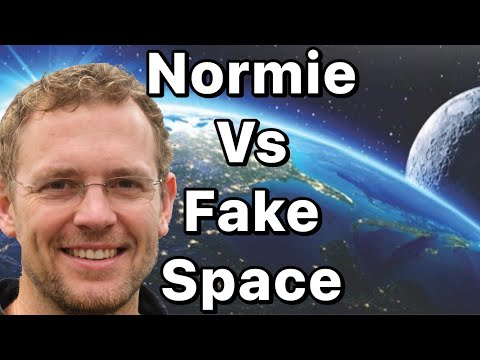 Normie Vs Fake Space