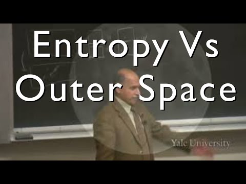 Yale Entropy & Gas Law Debunking Outer Space