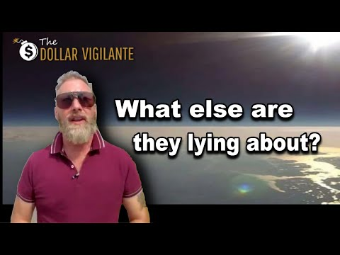 What else are they lying about?  Flat Earth