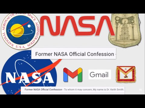 FORMER NASA OFFICIAL CONFESSION