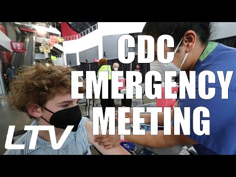 """CDC Declares """"Emergency Meeting"""" Over Vaccine Side Effect"""