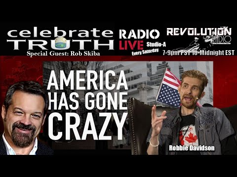THE STATE OF AMERICA & THE WORLD with Rob Skiba | CT Radio Ep. 114