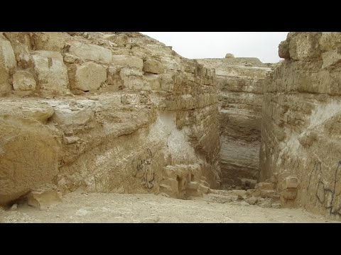 Intentionally Deconstructed Or An Ancient Explosion? The Mystery Of Abu Rawash Pyramid In Egypt