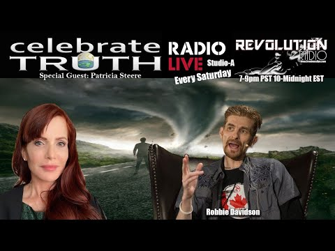 CALM BEFORE THE STORM with Patricia Steere | CT Radio Ep. 112