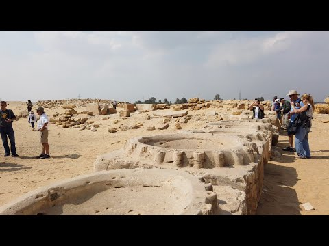 Evidence Of Ancient Advanced Machining Technology At Abu Ghurob In Egypt