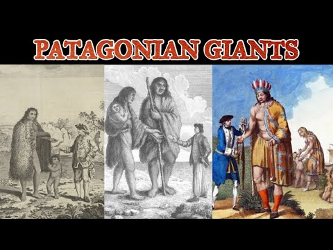 Patagonian Giants: Hidden History; Multiple Accounts From Early Explorers, Ft. #TheRocksWereAlive