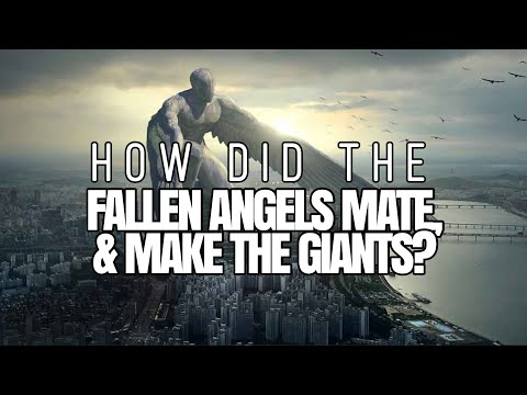 How Did The Fallen Angels Make The Giants Without Any Sex Organs? The Book Of Reuben (with music)