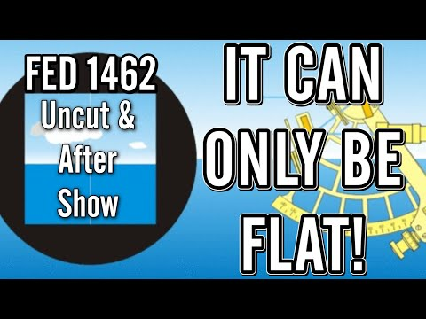 Flat Earth Debate 1462 After Show