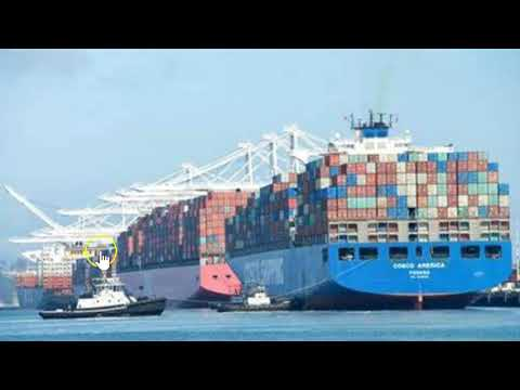 Chaos At The Ports! Congestion Soars at LA Port, World's 3rd Busiest Port  Partially Shutdown