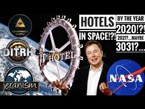 [CLIP] NASA Ready For Civilian Space HOTELS By 2021?- Thursday LIVE #18 [1/07/21]
