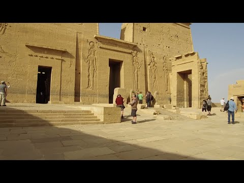 The Ancient Egyptian Temple Saved From Being Drowned By Lake Nasser Near Aswan