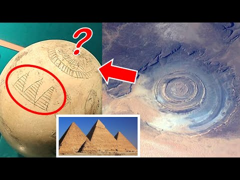 Great Pyramids & Atlantis on 7,000 YEAR Ancient Relic? Ancient Egypt is FAR Older Than They Say…