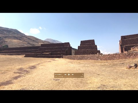 Ancient Enigmas South Of Cusco Explored In August 2021
