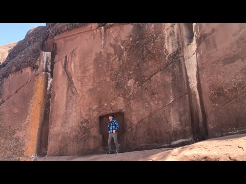 Exploring Ancient Megalithic Amaru Muru In Peru With Jimmy Of Bright Insight Youtube Channel