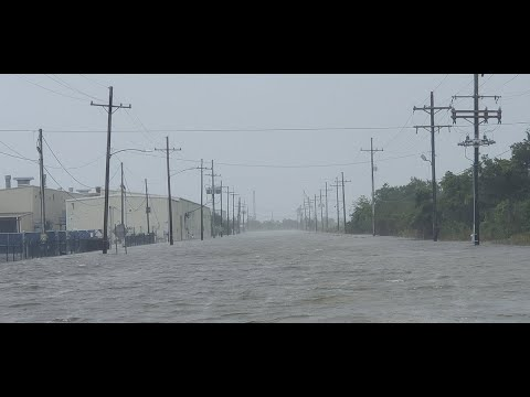State of Emergency In Louisiana As Monster Hurricane Ida Makes Landfall As Category 4 Storm