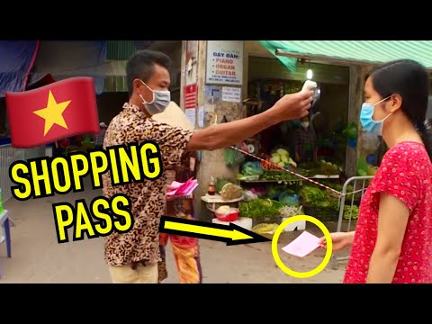 LOOK WHAT IS HAPPENING IN VIETNAM! – SHOPPING PASSES & CHECKPOINTS