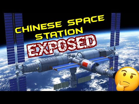 Chinese Space Station EXPOSED!