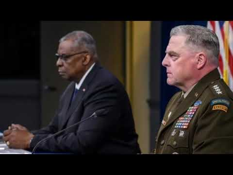 BIG Move! 90 Retired Generals Pen Scathing Letter Calling For Austin, Milley To Resign Immediately