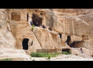 Evidence Of Ancient Advanced Machining Technology At Little Petra In Jordan