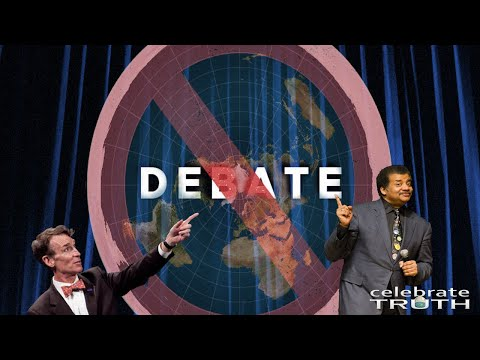DONT LET SCIENCE TELL YOU THERE IS NO DEBATE!