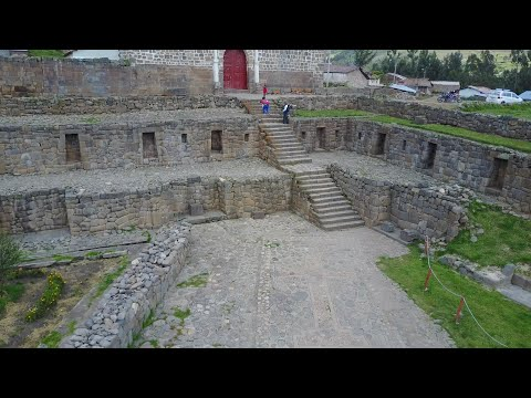 Megalithic, Inca And Colonial Spanish Constructions At Vilcashuaman In The Highlands Of Peru