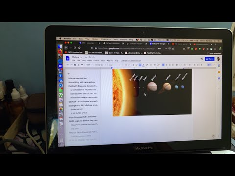 FLAT Earth proofs part 4 how are we able to see Venus  at night
