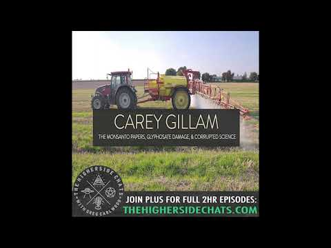 Carey Gillam   The Monsanto Papers, Glyphosate Damage, & Corrupted Science