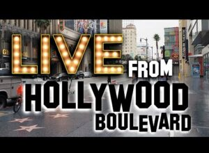 LIVE from Hollywood Blvd. w/Hollywood Jeran & Austin