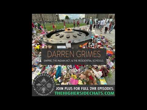 Darren Grimes | Empire, The Indian Act of Canada, & The Residential Schools