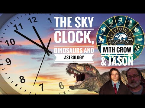 [CLIP] The Sky Clock, Astrology and Dinosaurs – With Special Guests Jason Lindgren & Crrow777