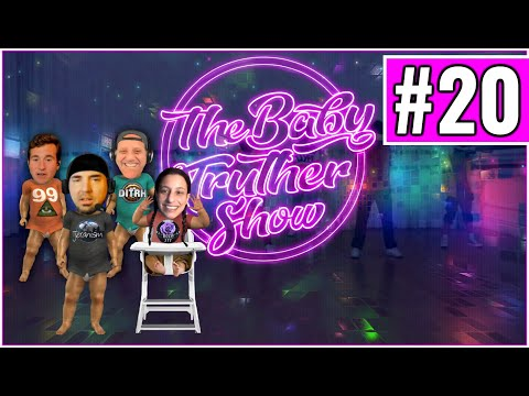 The Baby Truther Show #20 – FREE SEPTEMBER – DITRH, Stein, Me + Calls! 9/2/21