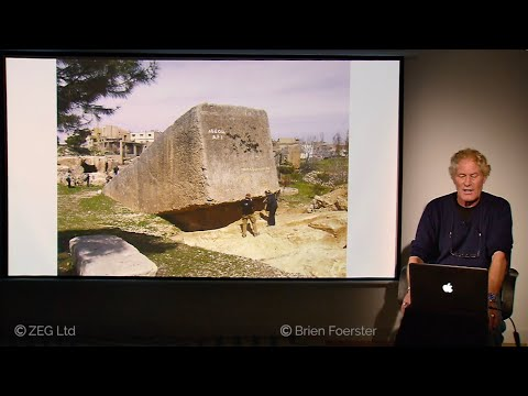 Megalithic Mysteries Of Lebanon: Baalbek And Byblos Slideshow
