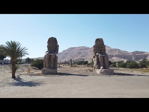 Ancient Egypt: 3 Of The Largest Stone Statues Ever Created In The World